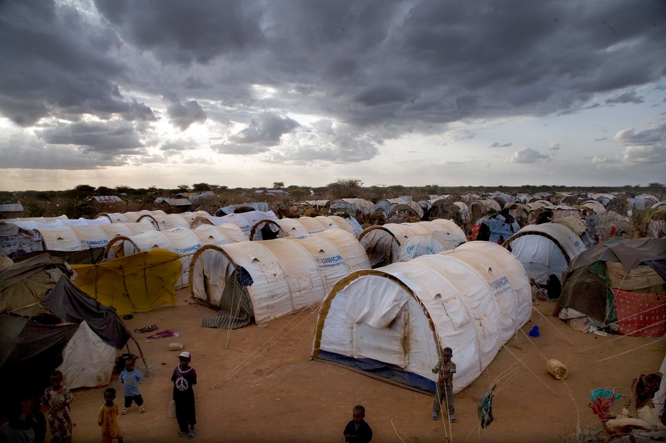 The Challenge of Forced Displacement in Africa